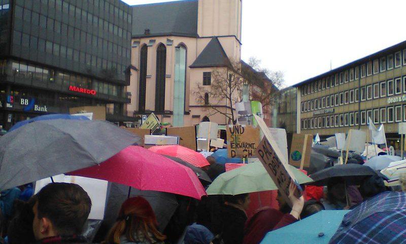 Schulstreik 15.03.2019 Köln