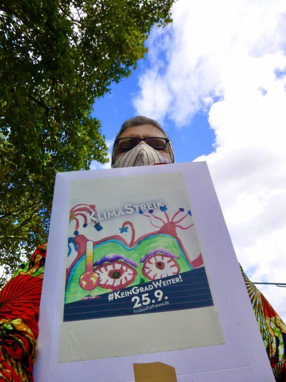 Klimastreik in Köln am 20.09.2020